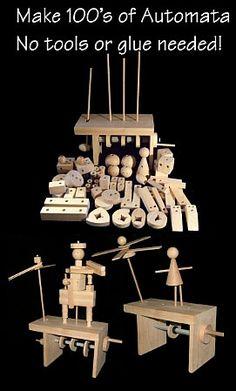 Automata kit