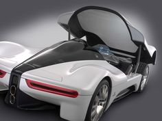 Maserati-birdcage-concept. 'OMG...Can you imaging getting in that....and blasting down the M40 !'