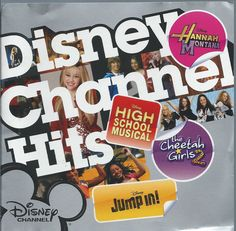 Disney Channel Hits Music CD  #Disney #TeenPop