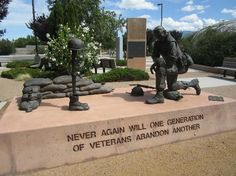 Vietnam Memorial - Picture of New Mexico Veterans' Memorial ...
