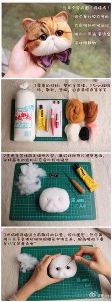 羊毛毡_老宁噶图片专辑-堆糖
