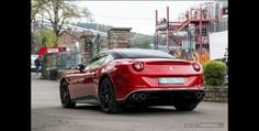 Photos du jour : Ferrari California T (Spa Classic) Ferrari California T, Luxury Cars, Spa, Plus Populaire, Classic, Respect, Collection, D Day, Cars