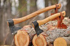 Forest axe and forest hatchet by John Neeman (http://www.neemantools.com)