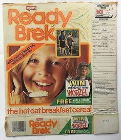 Lyons Ready Brek