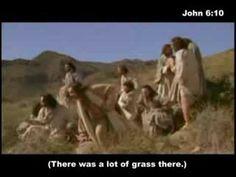 Jesus Feeds the Five Thousand - John 6:1-15