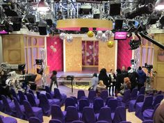 TV studio  by RYANISLAND, via Flickr