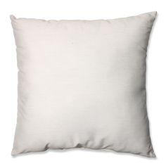 Rococo Vintage Throw Pillow