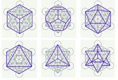 Resultado de imagen para platon - Resultado de imagen para platon You are in the right place about Resultado de imagen para platon Tat - Geometric Sleeve, Geometric Art, Golden Ratio In Design, Sacred Geometry Symbols, Fractal Geometry, Platonic Solid, Geometry Pattern, Crop Circles, Flowers