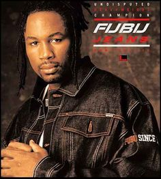 And finally, FUBU: | 45 Incredible '90s Products That All Boys Will Remember