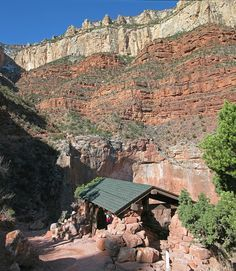 Bright Angel Trail, Grand Canyon, Arizona