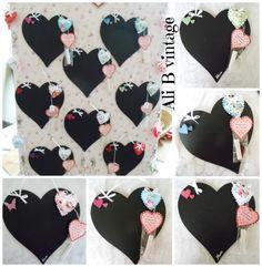 Heart Chalkboard - The Supermums Craft Fair