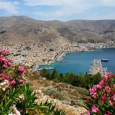 Pothia Kalymnos Vacation Destinations, Dream Vacations, Mamma Mia, Greek Islands, My World, My Dream, Beautiful Places, Country, Water