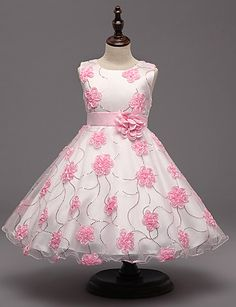 Cheap dress girl, Buy Quality dress girl fashion directly from China fashion dresses girls Suppliers: Girls Party Dress Kids Fashion Floral Dress Girls Wedding Dress Girl Sleeveless Princess Dress Korean Children Clothing Vestido Wedding Flower Girl Dresses, Little Girl Dresses, Girls Dresses, Flower Girls, Pink Dresses, Gown Wedding, Bridesmaid Dresses, Princess Dress Kids, Princess Ball Gowns
