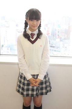 Kikuchi Moa in Sakura Gakuin aka Me before fandoms happened