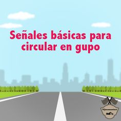Gestos moteros para rodar en grupo   @PoluxCriville #ConduccionSegura