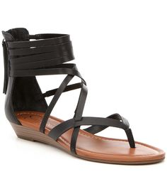 Shop for Jessica Simpson Roselen Strappy Flat Thong Sandals at Dillards.com. Visit Dillards.com to find clothing, accessories, shoes, cosmetics & more. The Style of Your Life.