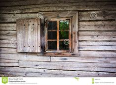small-window-wall-old-wooden-house-35861123.jpg (1300×957)