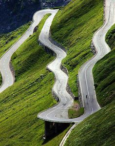 Furka Pass ° Switzerland