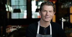 Chef and TV personality Bobby Flay chats with us about the dishes he loves to cook, the chefs he admires and the work he's most proud of.