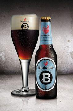 Brabante Oscura  www.brabantecervezas.com