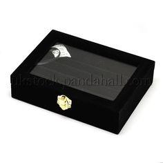 12pcs Mix Paper Bow Jewelry Boxes Necklace Bracelet Packaging 5*21cm wholesale