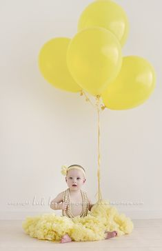 I would love to do this for E's first birthday.