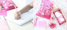 cartinhas escritas à mão, embalagem cheia de amor e muito mais ♥