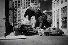 "The ""Rhedosaurus"" (THE BEAST FROM 20,000 FATHOMS, 1953)"