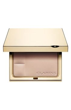 Clarins 'Ever Matte' Shine Control Mineral Powder Compact | Nordstrom - StyleSays