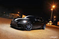2014 Lexus IS250 on Velgen Wheels VMB8 Gunmetal | 2014 Lexus… | Flickr