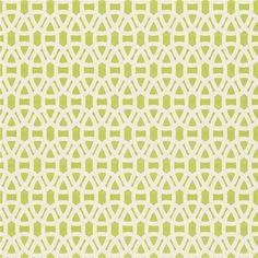 Decor Supplies | Lime / Chalk - 110232 - Lace - Scion Melinki Wallpaper