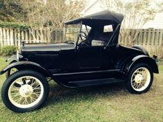 1926 Ford Model T 1926 Ford Model T Roadster