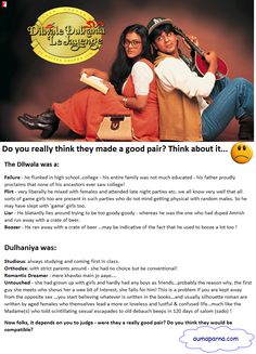ddlj review - were they really made for each other?