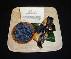 Blueberry Almond Cake by The Fairmont Washington, D.C.