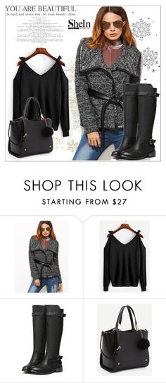 """""""SheIn 1/ XVIII"""" by emina-095 ❤ liked on Polyvore featuring shein"""