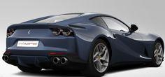 Haben Sie das Ferrari 812 SuperFast Modell untersucht? #ferrari #812Superfast