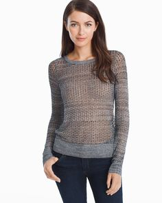 Women's Racerback Pullover Sweater by WHBM