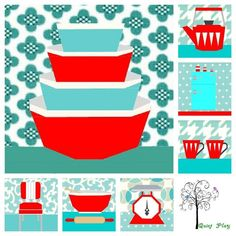 Looking for your next project? You're going to love Sew Retro 2 Paper Pieced Patterns Bundle by designer Quiet Play.
