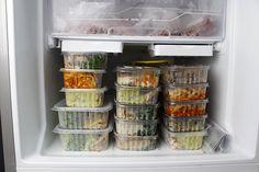 Marmitas congeladas | Cardápio da semana Não tão simples, mas prática, funcional e ajuda nas despesas com comida fora! Faço toda semana e super indico!