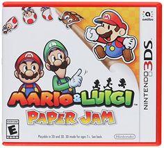 Mario & Luigi: Paper Jam – Nintendo 3DS  http://gamegearbuzz.com/mario-luigi-paper-jam-nintendo-3ds/