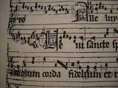 ALLELUJA, VENI SANCTE SPIRITUS, capolavoro del canto gregoriano, Giovann...