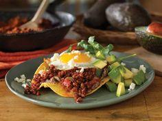 Mexican Chorizo Huevos Rancheros - Pork Be Inspired