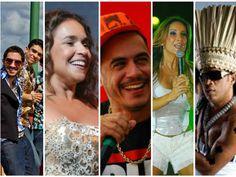 Confira o listão do Catraca Livre Recife com prévias de entrada grátis até um preço médio de R$ 40.