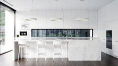 13 cocinas modernas y luminosas