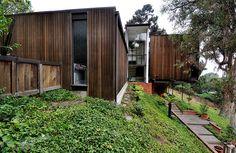 private home in Del Mar, California built in 1965 and designed by architect Daniel Salerno