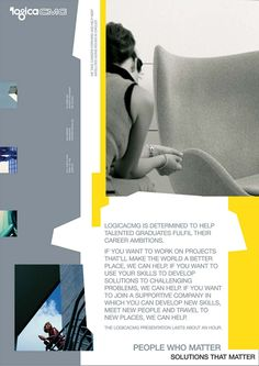 #CreativeFanClub // Logica CMG // Solutions That Matter #Campaign #Advert #Design