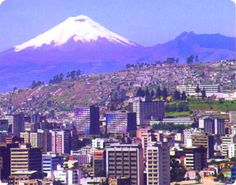 Quito, Ecuador: cool city; the elevation here is so high I got altitude sickness soon after the plane landed so be prepared!