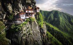 Taktsang Palphug Monastery in Paro Valley -Telegraph