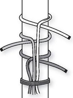 (---)Coxcombing - Knots