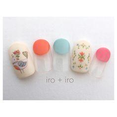 @irotoiro.nailのInstagram写真をチェック • いいね!450件